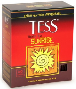 Black Tea Sunrise 100 п.