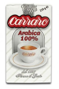 CARRARO ARABICA 100