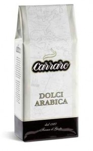 CARRARO DOLCI ARABICA