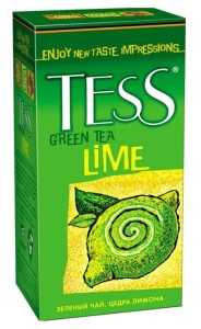 Green Tea Lime 25 п.