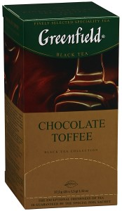 Сhocolate Toffees 25 п.