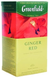 Ginger Red 25
