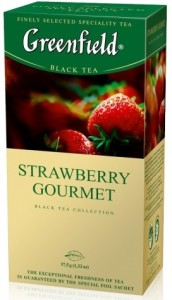 Strawberry Gourmet 25 п.