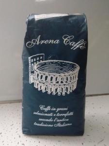 СARRARO ARENA CAFFE