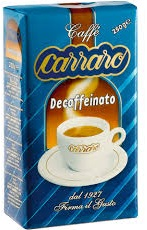CARRARO DECAFEINATO