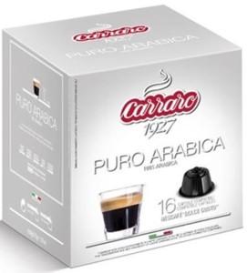 CARRARO PURO ARABICA du