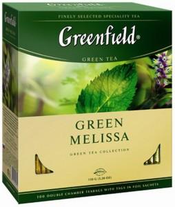 Green melissa100-пакетиков