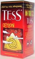 Black Tea Ceylon 25 п.