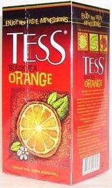Black Tea Orange 25 п.