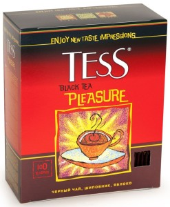 Black Tea Pleasure new 100 п.