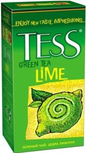 Green Tea Lime 25 п.
