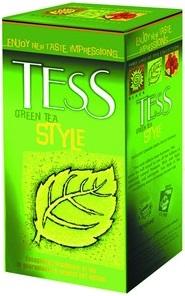 Green Tea Style 25 п.